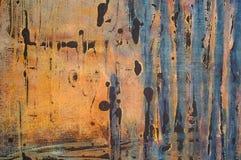 Abstracte waterverf Stock Afbeelding
