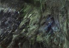 Abstracte waterverf acrylalcohol inc textuur als achtergrond vector illustratie