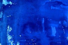 Abstracte waterverfachtergrond Royalty-vrije Stock Fotografie