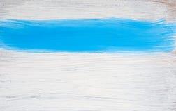 Abstracte waterverfachtergrond Stock Afbeeldingen