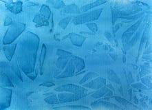Abstracte waterverfachtergrond royalty-vrije illustratie