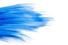 Abstracte waterverfverf Royalty-vrije Stock Fotografie
