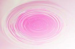 Abstracte Werveling met kleurenachtergrond Stock Foto's