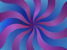 Abstracte wervelingsachtergrond Royalty-vrije Stock Afbeelding