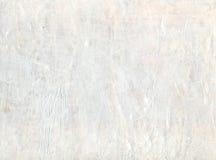 Abstracte witte grungeachtergrond Royalty-vrije Stock Foto