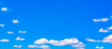 Abstracte wolken stock foto