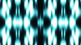 Abstracte zacht blured de glanzende verticale symmetrische blauwe van de van achtergrond lijnenstrepen Nieuwe kwaliteit animatie  stock illustratie