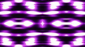 Abstracte zacht blured glanzend horizontaal purper van de van achtergrond lijnenstrepen Nieuw de kwaliteitsalgemeen begrip animat stock illustratie