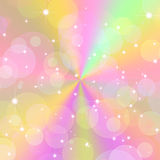 Abstracte zachte kleurenachtergrond Royalty-vrije Stock Afbeelding