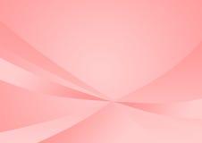 Abstracte zachte roze achtergrond Stock Fotografie