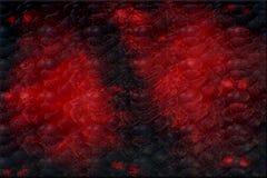 Abstracte zeesla vector illustratie