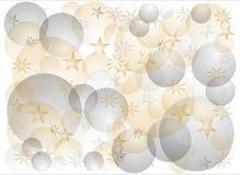 Abstracte zilveren achtergrond Vector Illustratie