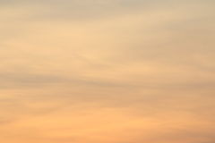 Abstracte zonsondergang Royalty-vrije Stock Foto's