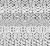 Abstracte zwart-witte achtergrond Royalty-vrije Stock Afbeelding