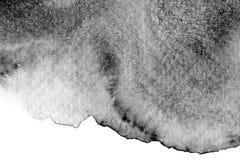 Abstracte zwart-witte backgroud Donkere backgrou van de grungetextuur Royalty-vrije Stock Foto's