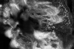 Abstracte zwart-witte backgroud Donkere backgrou van de grungetextuur Stock Afbeelding