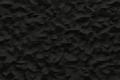 Abstracte zwarte achtergrond Royalty-vrije Stock Foto
