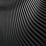 Abstracte zwarte geweven achtergrond. Royalty-vrije Stock Fotografie