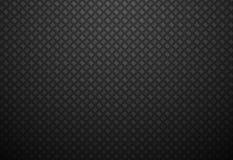 Abstracte zwarte metaalachtergrond royalty-vrije illustratie