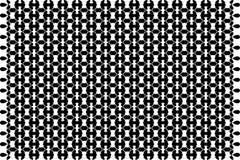 Abstracte zwarte textuur als achtergrond Halftone effect royalty-vrije stock fotografie