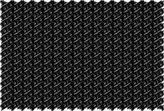 Abstracte zwarte textuur als achtergrond Halftone effect Stock Afbeelding