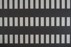 Abstracte Zwarte Witte Achtergrond Stock Fotografie