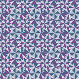 Abstracted seamless pattern,from different geometr Stock Photo