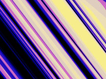 Abstracted wallpaper color lines-19. Abstract color line  illustration Stock Image