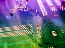 abstracteknologi Arkivbild