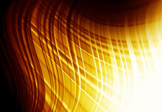 Abstracti gold background for card Stock Photo