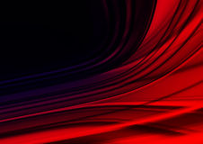Abstracti red background for card Royalty Free Stock Photos