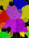 Abstractie Stock Foto