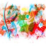 Abstractie Royalty-vrije Stock Fotografie