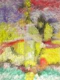 Abstractie Binnenlands grafisch Het schilderen Samenvatting Art beeld Ontwerp stock foto