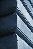 Abstractie in blauw Royalty-vrije Stock Foto's