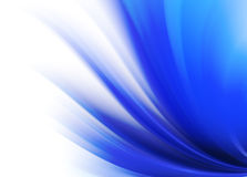 Abstraction. Blue abstraction, blue explosion on white background Stock Photo