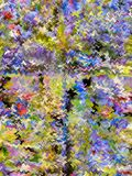Abstraction with different colors Royalty Free Stock Image
