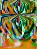 Abstraction avec des émotions ponetic Graphique et conception illustration stock