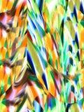 Abstraction avec des émotions ponetic Graphique et conception illustration libre de droits