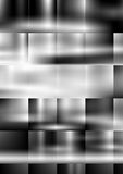 Abstraction black and white background for design Stock Image
