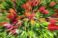 Abstraction bright and motley. Multicolored abstraction. Coloful pattern Royalty Free Stock Photography