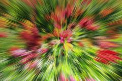 Abstraction bright and motley. Multicolored abstraction. Coloful pattern Stock Photos