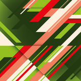Abstraction in color. Royalty Free Stock Images