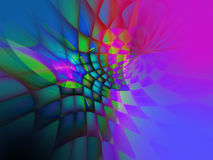 Abstraction colourful background for design artworks Royalty Free Stock Photos