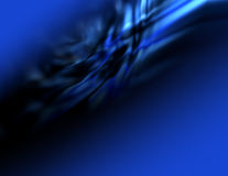 Abstraction dark blue background Stock Photography