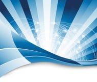 Abstraction de concept de connexion - fond Image libre de droits