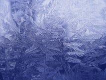 Abstraction de glace Image libre de droits