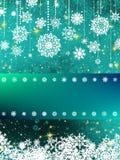 Abstraction de thème de Noël et d'an neuf. ENV 8 Image stock