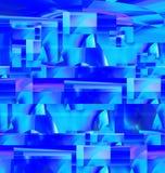 Abstraction et conception attrayantes Les industries graphiques et art Illustration Libre de Droits
