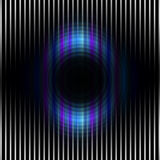 Abstraction of eyes Royalty Free Stock Photos